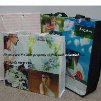 Non Woven Bag with OPP lamination